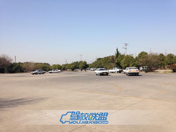 上海蓝盾驾校