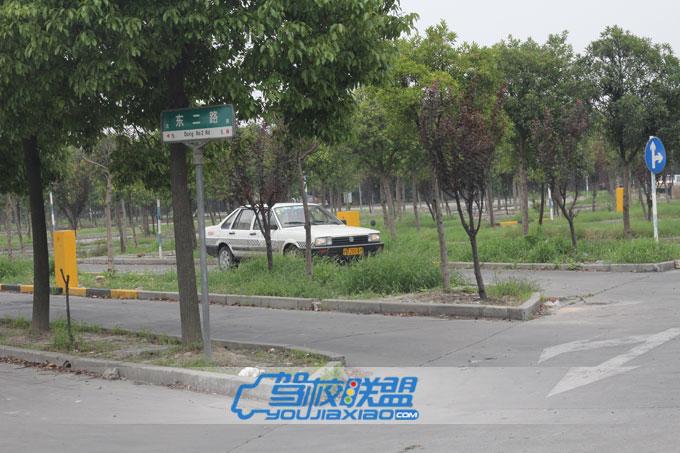 上海嘉定驾校